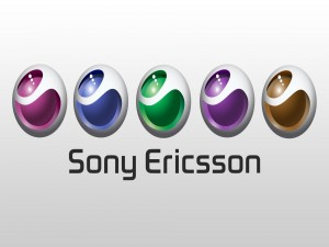 Sony Ericsson en cinco colores