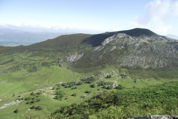 Montes de Asturias (España)