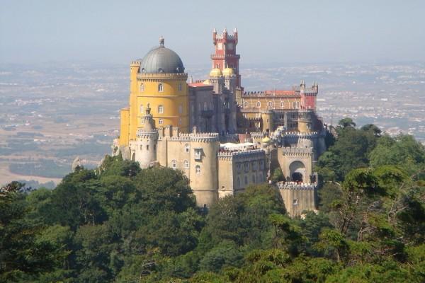 El Palacio de la Peña (Portugal)