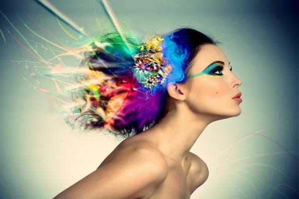 El color de la belleza