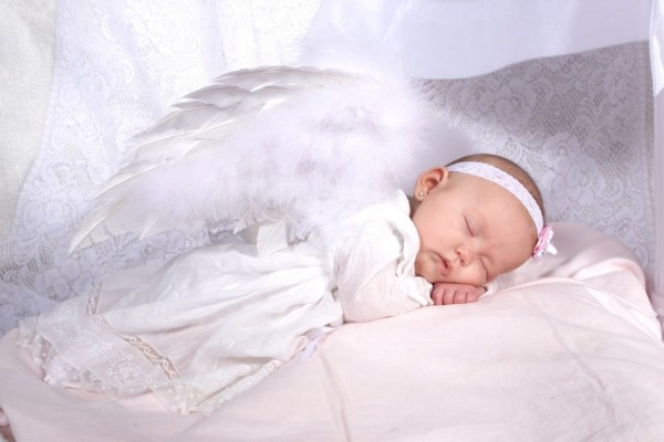 Pequeño angelito