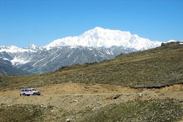 Nanga Parbat (Pakistán)