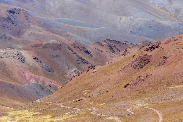 Abra del Acay , Provincia de Salta (Argentina)