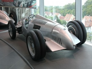 Auto Union Bergrennwagen