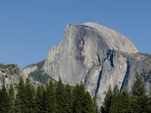 Postal: Half Dome (Parque Nacional de Yosemite)
