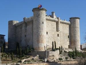 Castillo de Torija, Guadalajara (España)