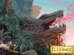 Postal: La ruta hacia El Dorado