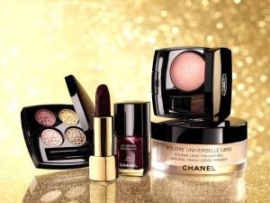Postal: Cosméticos Chanel