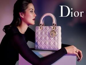 Postal: Bolso Christian Dior