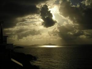 Luz sobre el mar