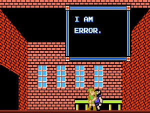 Postal: Error (Zelda II: The Adventure of Link)