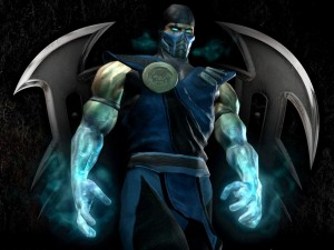 Mortal Kombat, personaje Sub-Zero
