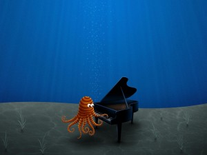 Pulpo pianista