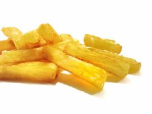 Postal: Patatas fritas en bastones