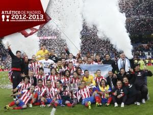 Atlético de Madrid, Campeones