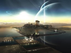 Colonia espacial