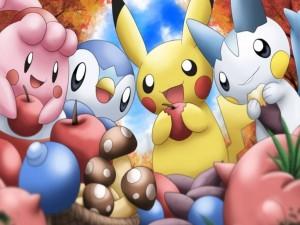 Pokémon de colores