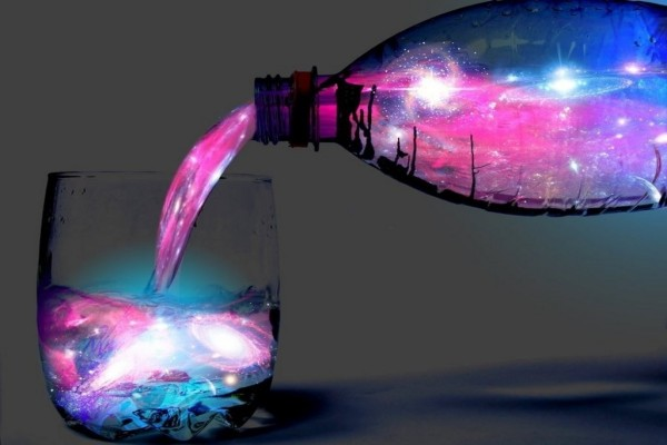Bebida mágica
