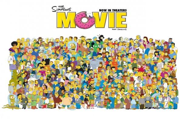 Los Simpsons, La película