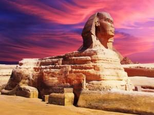 Esfinge egipcia