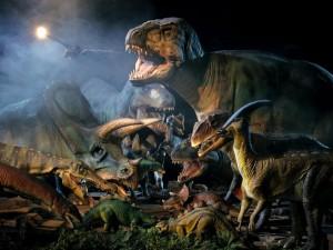 Imponentes dinosaurios