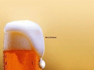 Feliz Navidad cervecero