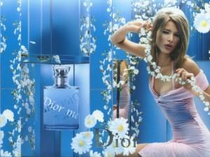 Postal: Dior Me de Christian Dior