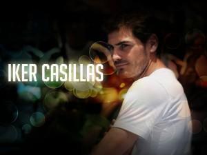 Postal: El futbolista español, Iker Casillas