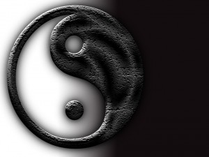 Postal: Ying y Yang