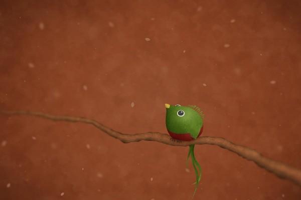 Pequeño Quetzal