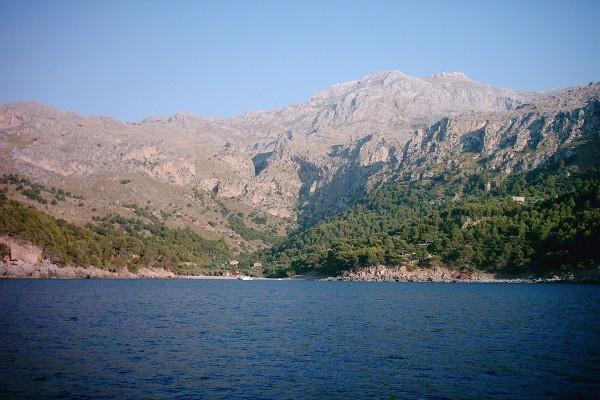 Puig Major, pico más alto de Baleares