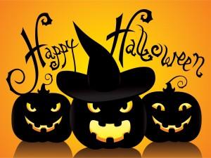 Postal: Happy Halloween