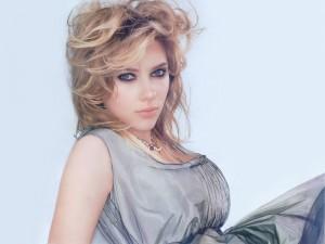 Postal: La actriz Scarlett Johansson