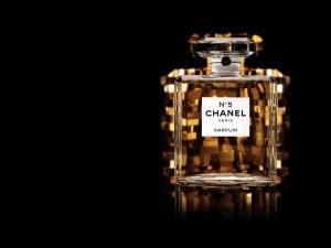 Postal: Parfum Chanel Nº5