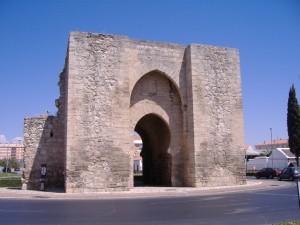 Puerta de Toledo en Ciudad Real (España)