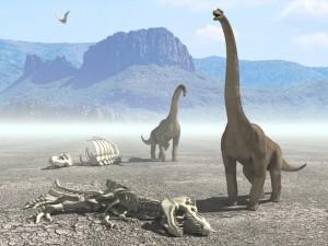 Postal: Brontosaurus