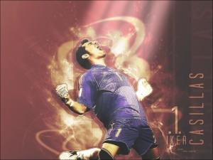 Iker Casillas, número 1