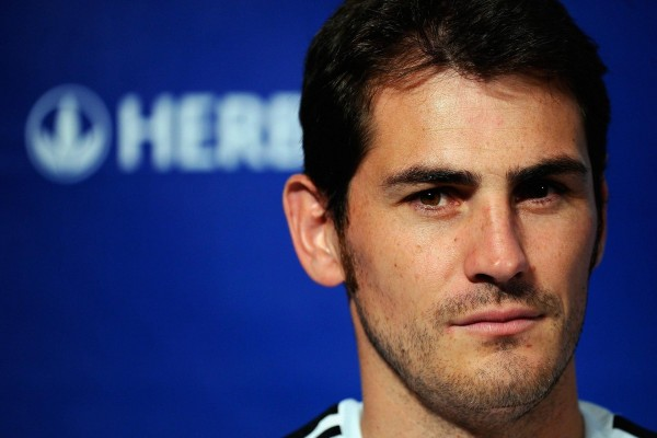 El guapo Iker Casillas