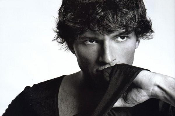 Andrés Velencoso, modelo