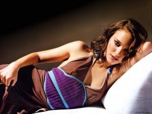 Postal: Natalie Portman