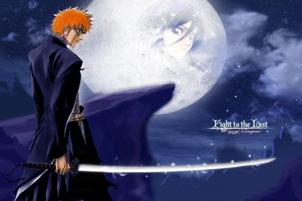 Fight to the last (Bleach)