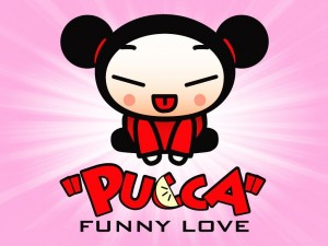 Postal: Pucca Funny Love