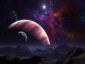 Hermosas vistas al universo