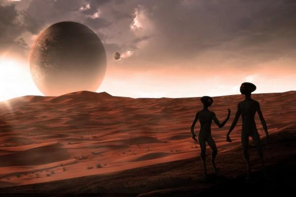Seres de otro planeta