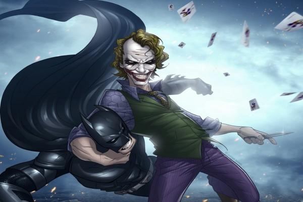 El ataque del Joker