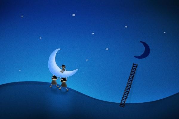 Robando la luna