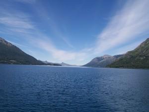 Lago Huechulafquen (Argentina)