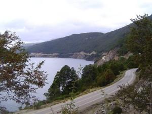 """Ruta Nacional 234, la """"Ruta de los Siete Lagos"""" (Argentina)"""