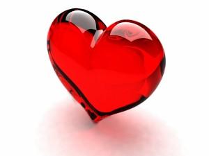 Corazón de cristal