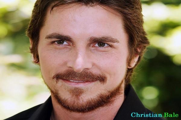 El actor Christian Bale